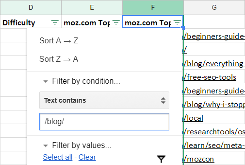 How to Do a Keyword-Driven Content Audit (with Keyword Explorer) - Moz