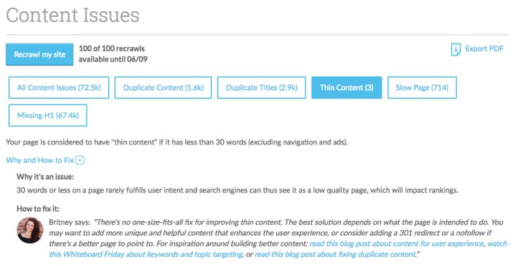 How to Do a Content Audit [Updated for 2017] - Moz