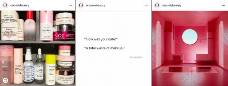 screen shot 2018 04 15 at 9 371773 - Cách sử dụng Instagram như một thương hiệu làm đẹp