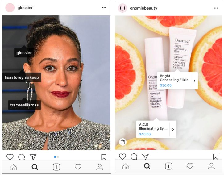 screen shot 2018 04 15 at 9 574491 - Cách sử dụng Instagram như một thương hiệu làm đẹp