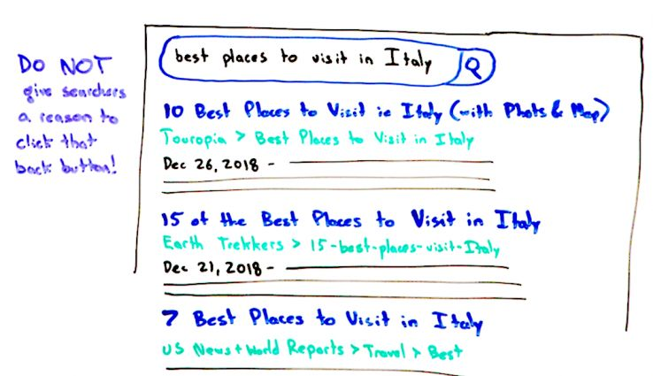The One-Hour Guide to SEO: Searcher Satisfaction - Whiteboard Friday 4