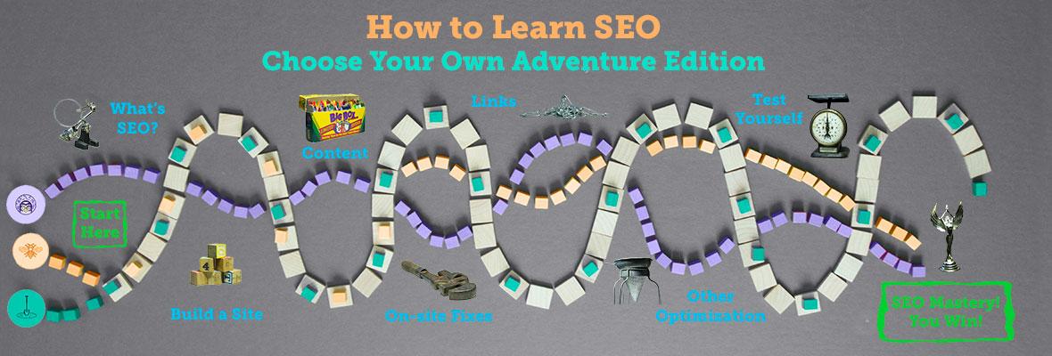 How can I learn SEO