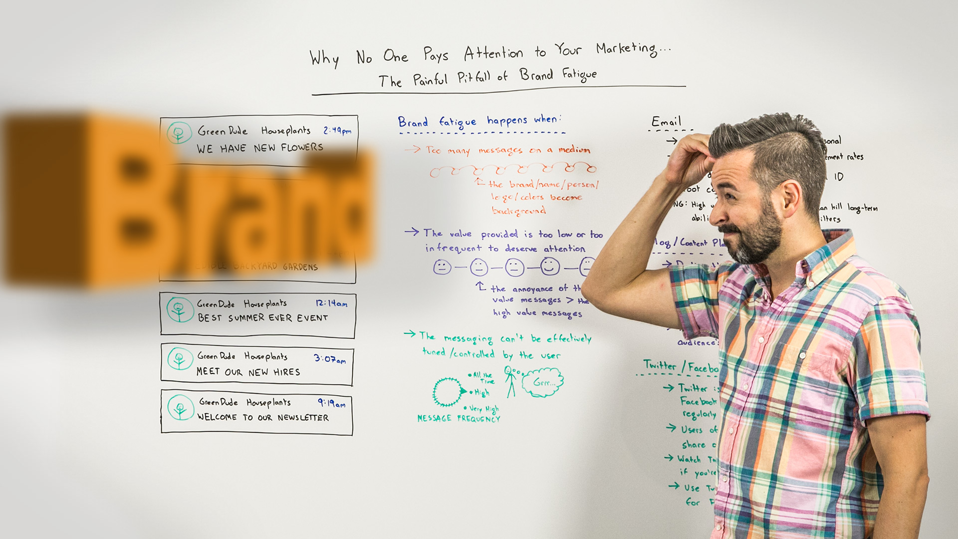 Why No One Pays Attention to Your Marketing - Whiteboard Friday