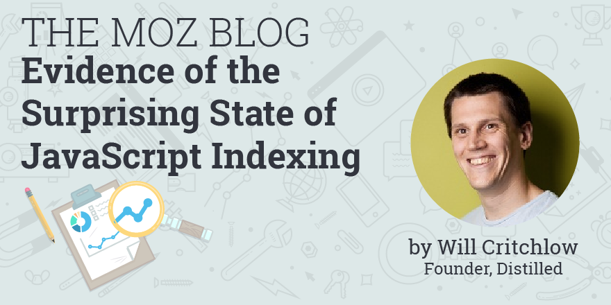 Evidence of the Surprising State of JavaScript Indexing
