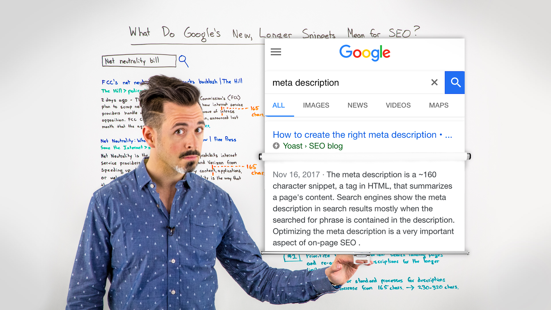What Do Google's New, Longer Snippets Mean for SEO? – Whiteboard Friday – Moz